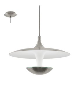 EGLO TORONJA METAL LED SARKIT S.NKEL 95955