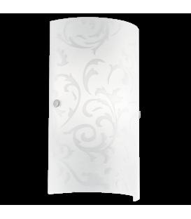 Eglo 90049 Amadora Desenli Beyaz Aplik 90049