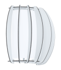 Eglo 95609 Stellato Ahşap Duvar Apliği Beyaz 95609