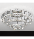 Eglo 39002 Tonerıa Led Kristal Plafonyer Avize 39002