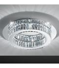 EGLO CORLIANO LED KRİSTAL PLAFONYER AVİZE 39015