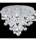 Eglo 39245 Pıanopolı Kristal Led Plafonyer Avize 39245