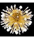 Eglo 39253 Vıvaldo Kristal Led Plafonyer Avize 39253