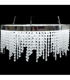 Eglo 39279 Antelao Modern Led Kristal Avize 39279