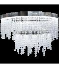 Eglo 39281 Antelao Modern Led Kristal Avize 39281