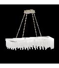 Eglo 39283 Antelao Modern Led Kristal Avize 39283