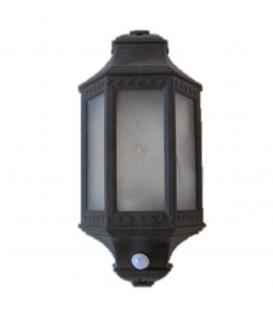 Eko Sensör Duvar Aplik Siyah - 60301