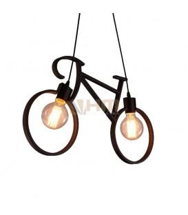HM İkili Bisiklet Avize Dekoratif