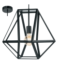Eglo 49756 Embleton Metal Sarkıt Siyah 49756