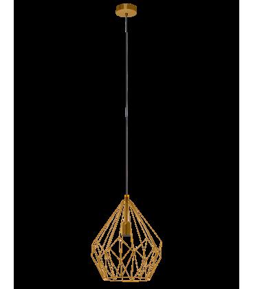 EGLO CARLTON TEKLİ METAL SARKIT GOLD 49934