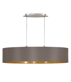 Eglo 31619 Maserlo Oval 2'Li Avize 31619