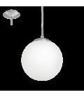 Eglo 85262 Rondo Tekli Beyaz Opal Sarkıt 85262