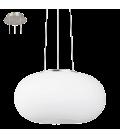 Eglo 86814 Optıca Beyaz Opal Sarkıt 350 Mm 86814