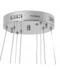 Max Delta Kristal Ledli Avize HM-8565