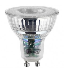 LEDARE LED ampul GU10, Işık rengi: Sıcak beyaz (2700 Kelvin), 400 lm - ayarlanabilir