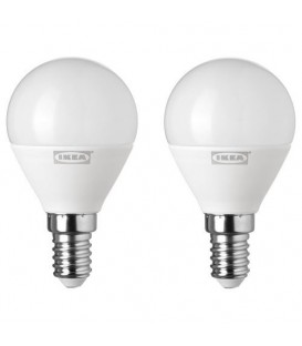 RYET LED ampul E14, Işık rengi: Sıcak beyaz (2700 Kelvin), 400 lm