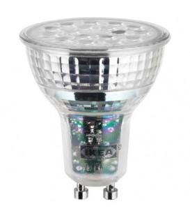 LEDARE LED ampul GU10, Işık rengi: Sıcak beyaz (2700 Kelvin), 600 lm - ayarlanabilir