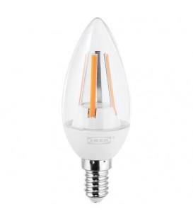 LEDARE LED ampul E14, Işık rengi: Sıcak beyaz (2700 Kelvin), 400 lm - ayarlanabilir