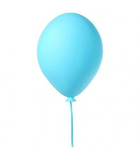 DRÖMMINGE duvar lambası, mavi