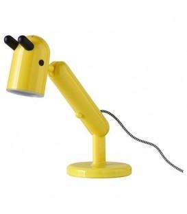KRUX LED'li çalışma lambası, sarı