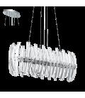 Eglo 89204 Drıfter Kristal Modern Sarkıt Avize 89204