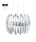 Eglo 89205 Drıfter Kristal Modern Sarkıt Avize 89205