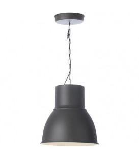 HEKTAR sarkıt lamba, koyu gri, 47 cm