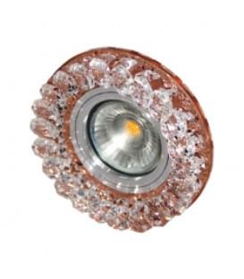 Cata Kamelya Led Çerçeveli Kristal Spot CT-6601
