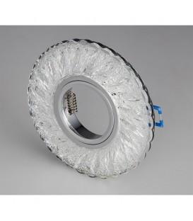 Cata Eflatun Led Çerçeveli Kristal Spot CT-6619